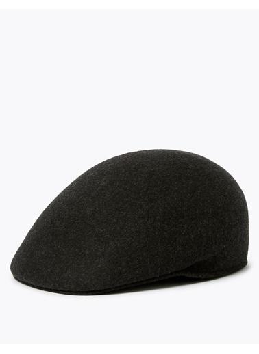 Marks & Spencer Yün  Şapka Gri